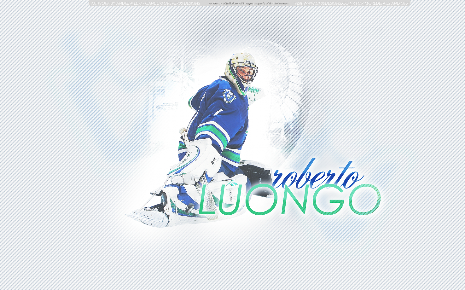 Roberto Luongo Wallpaper