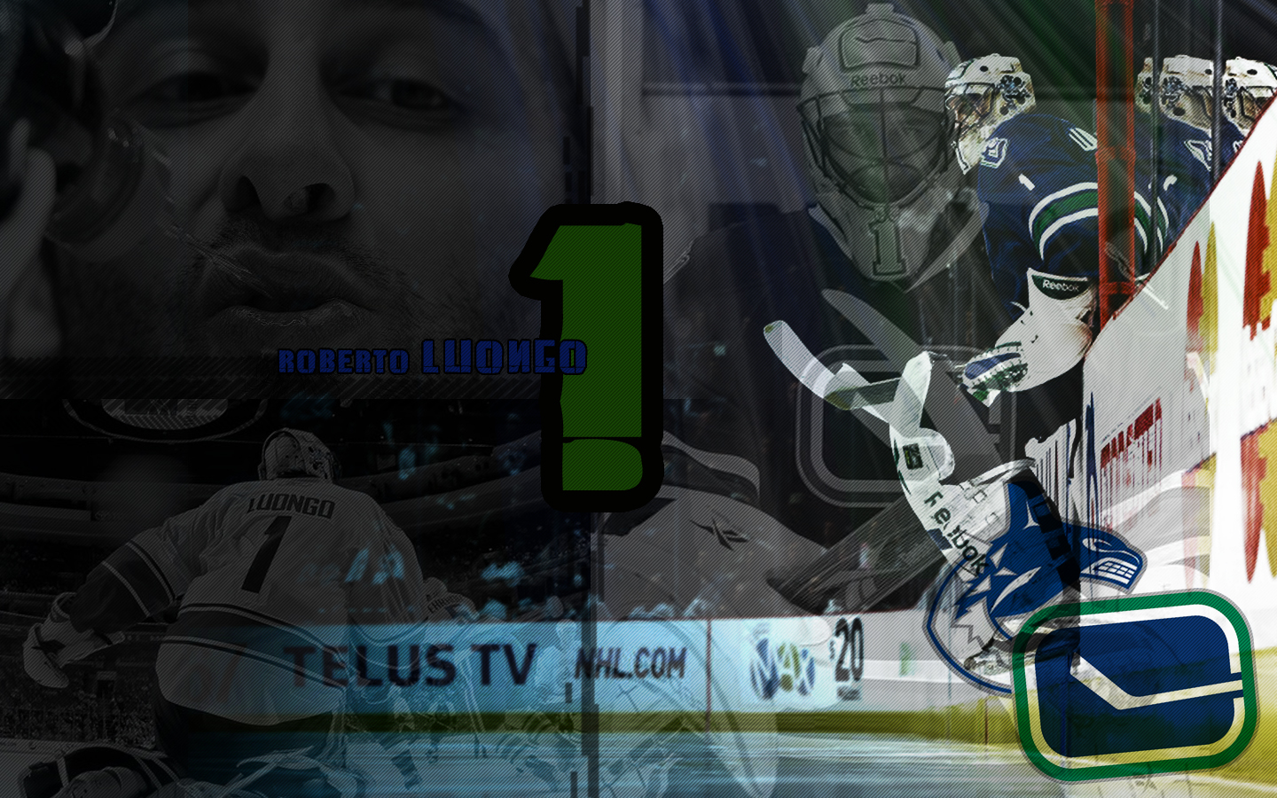 Luongo Wallpaper