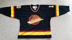 Heretic's Canucks Retro Jersey