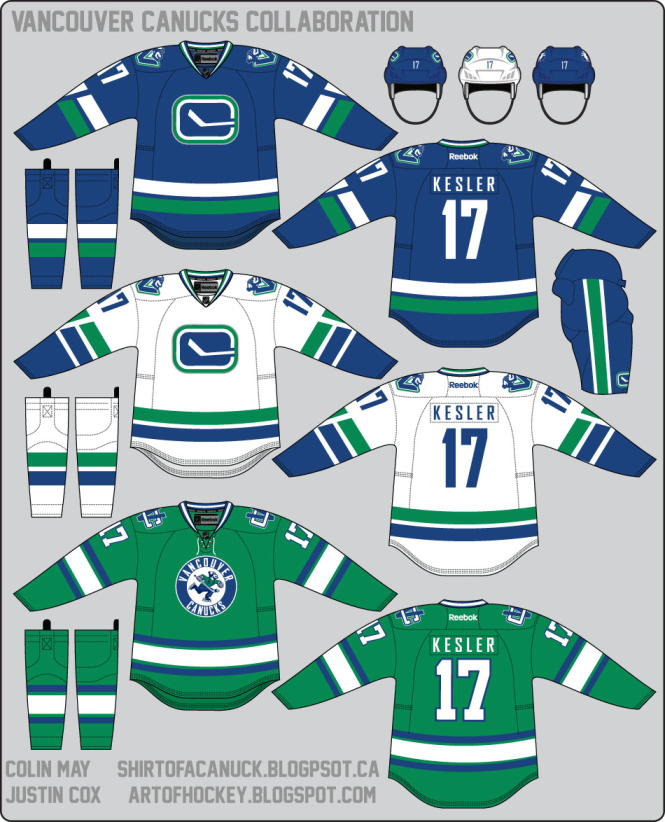 newest 85a4d 65f8b Canucks Adidas jersey is out! - Page 5 - Canucks Talk ...