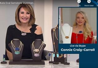misc pics HSN Connie Craig Carroll 3 with Colleen Lopez.jpg