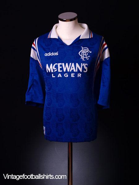 3968c8fe5ee What's your favourite Rangers shirt  - The Bears' Den - Rangers Media