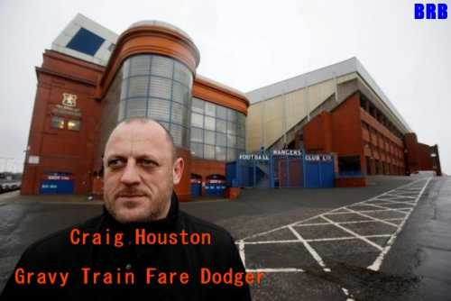 Freeloading Cunt Craig Houston