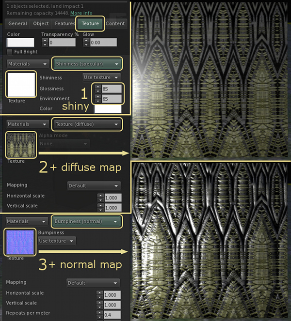 creating a bump map  - Building and Texturing Forum - Second