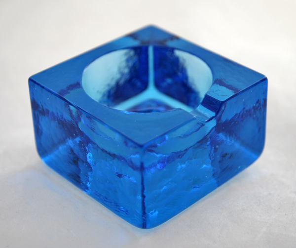 Ashtray_Archive_Blue_ice_block_glass_deep_single_rest_ashtray.jpg
