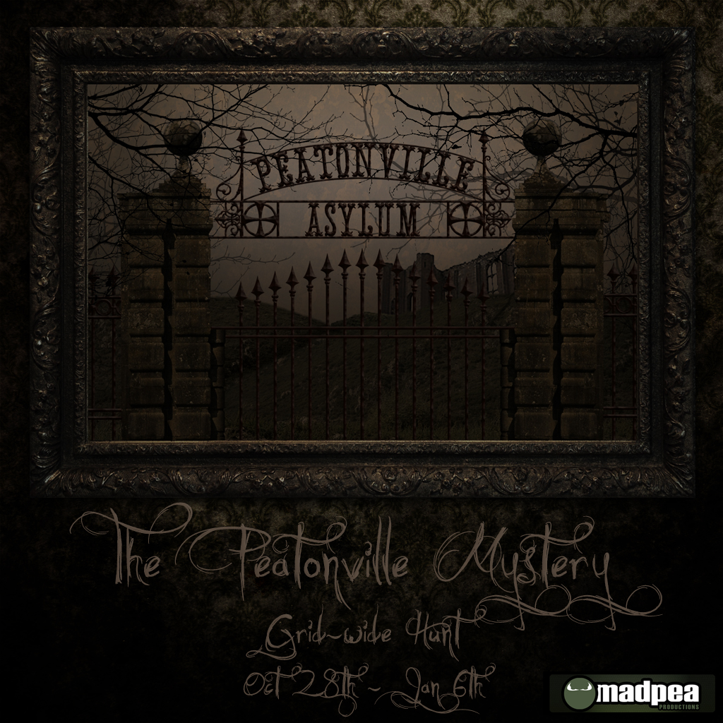 The Peatonville Mystery