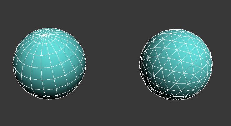 Basics Q: Quads or tris when modeling? - Mesh - Second Life