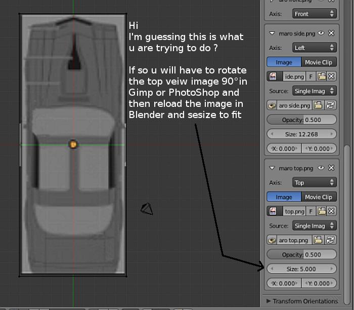 Blender blueprint problem mesh secondlife community capture blueprintg malvernweather Images