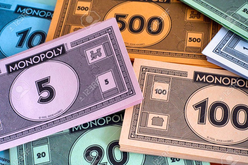 Image result for monopoly money images