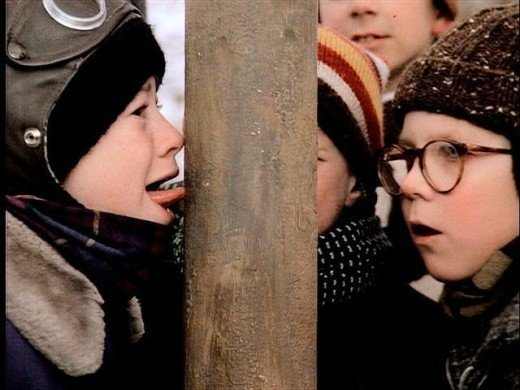 Why the Tongue Sticks to Metal in the Winter | HubPages