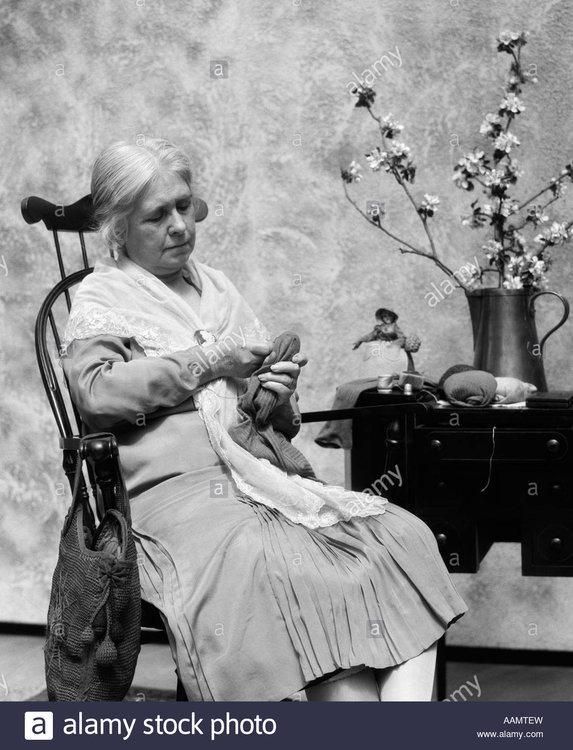 Image result for old lady in rocking chair images