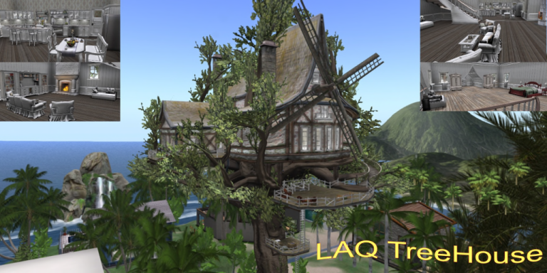 LAQ TreeHouse Wide