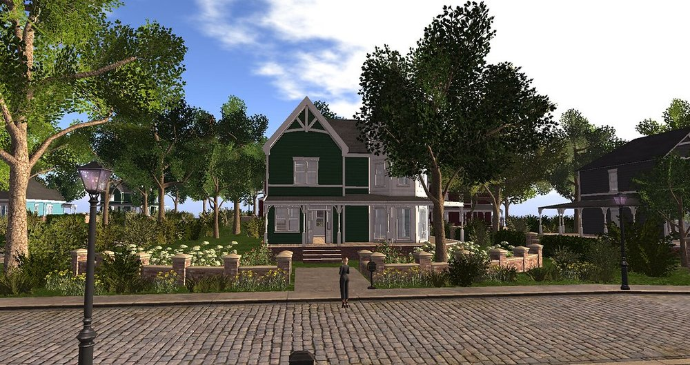 My New Victorian Linden Home In Bad Unterhof
