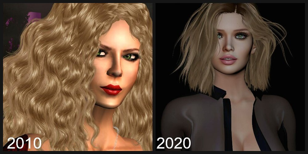 Second Life Decade Challenge