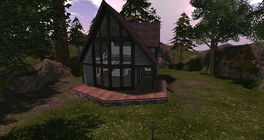 LH - Log Homes - Log Home 2 - Grand View - V0.8