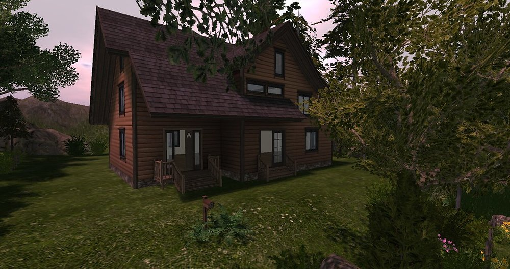 LH - Log Homes - Log Home 4 - Mountaineer v1.7