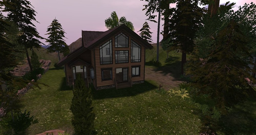 LH - Log Homes - Log Home 1 - Lincoln v2.2