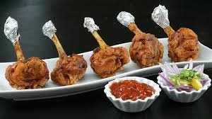 Image result for lollipop chicken drumsticks
