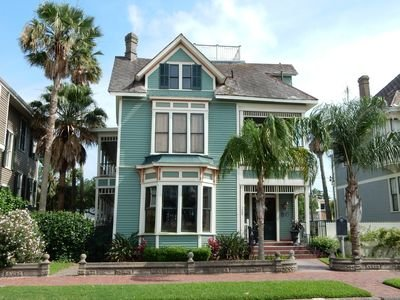 Image result for victorians on galveston island