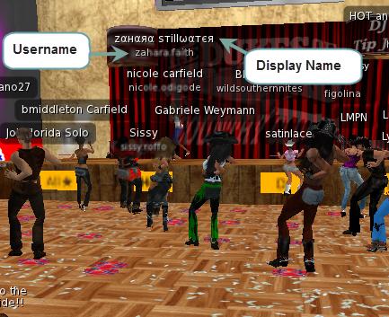 Nombres De Usuario Para Roblox Que No Esten En Uso Nombres De Usuarios Y Nombres Mostrados Espanol Second Life Community