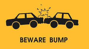 Image result for bump signs images