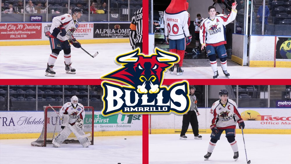ALLEN LEADS BULLS' SOUTH DIVISION AWARDS HAUL | Amarillo Bulls
