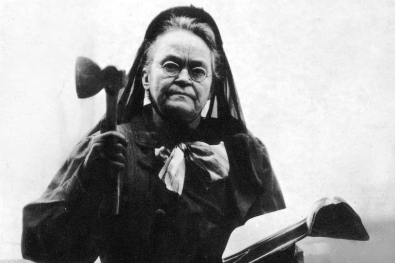 Image result for Carrie Nation images