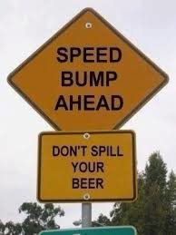 Image result for bump sign images
