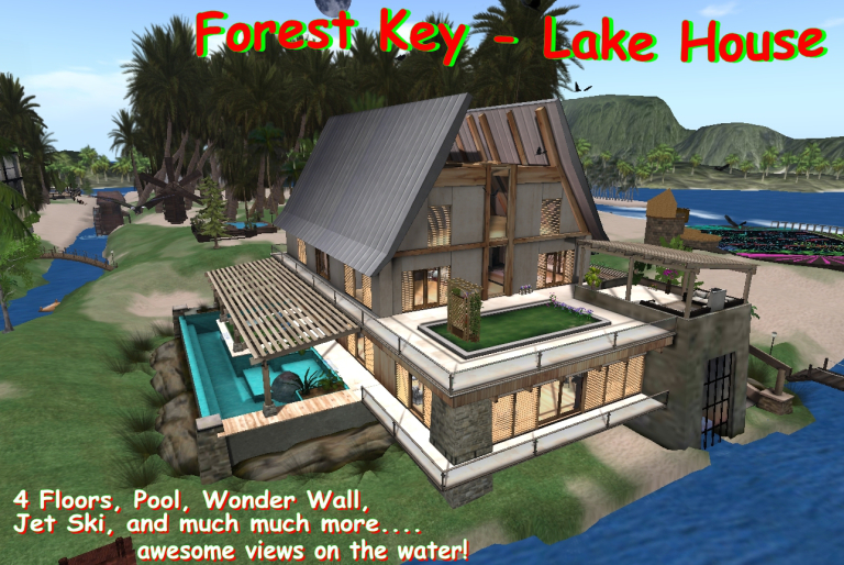FK18-Forest Key - Lake House