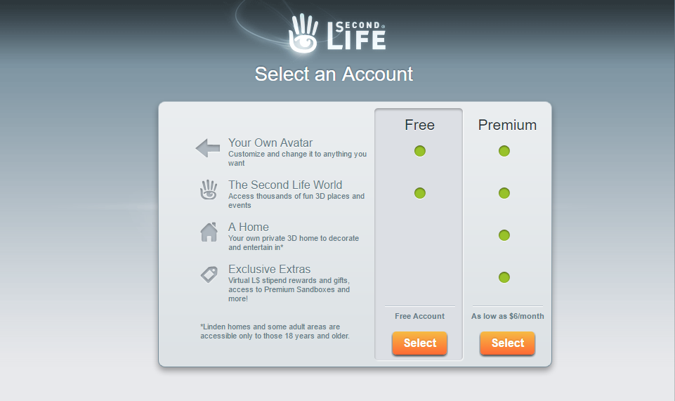 SLQS Select Account Type.png