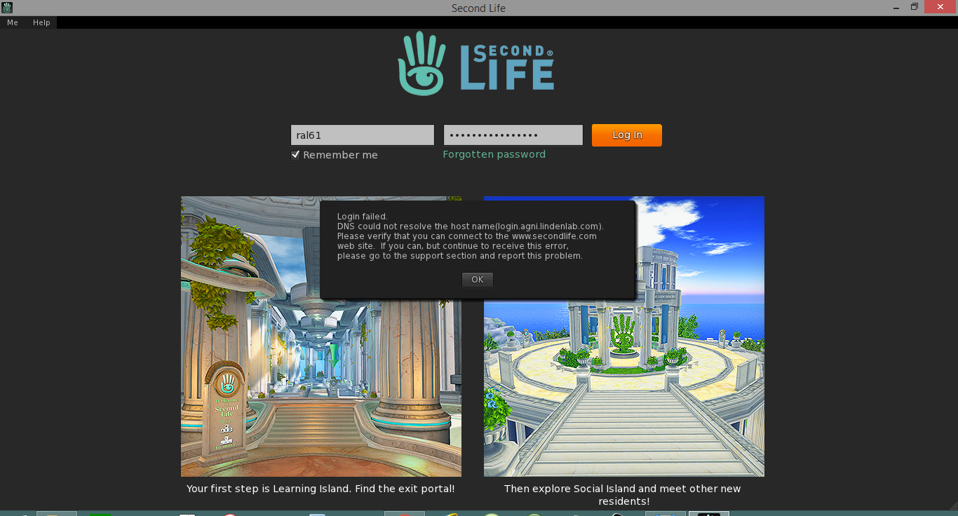 HTTP Proxy & SOCKS 5 Proxy login to the second life grid - Viewers