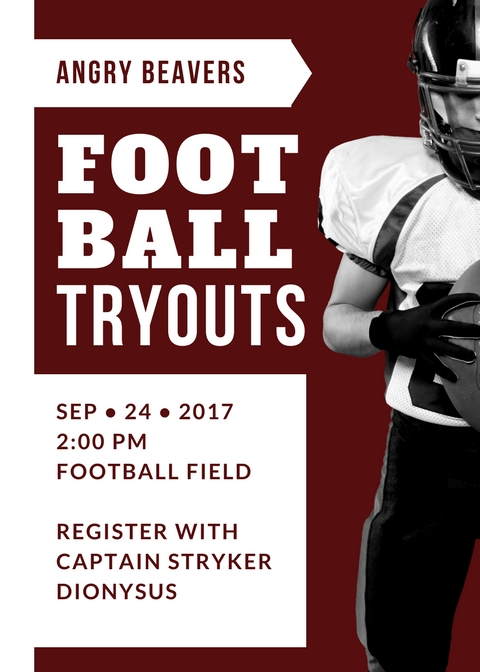 Football Tryouts