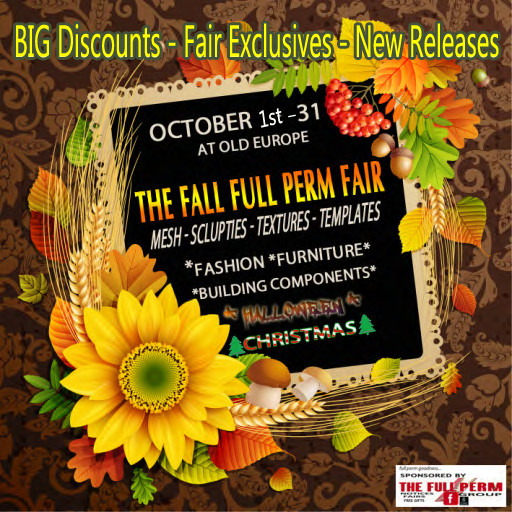 Fall  full perm store fair poster HuntSL  512 2017.png