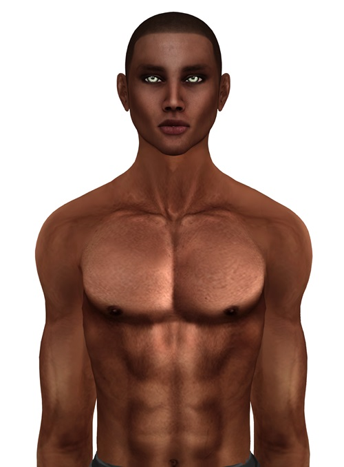 Male skins for Omega heads/Classic bodies - Wanted - Second