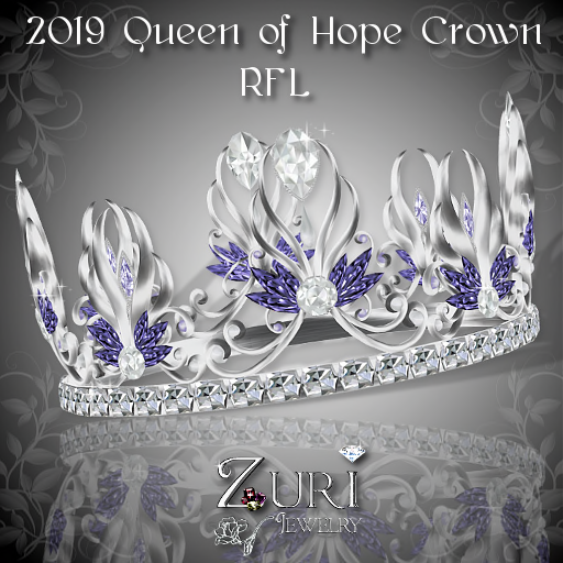 Zuri's RFL Queen of Hope Crown - AmethystDiaSparkle.png