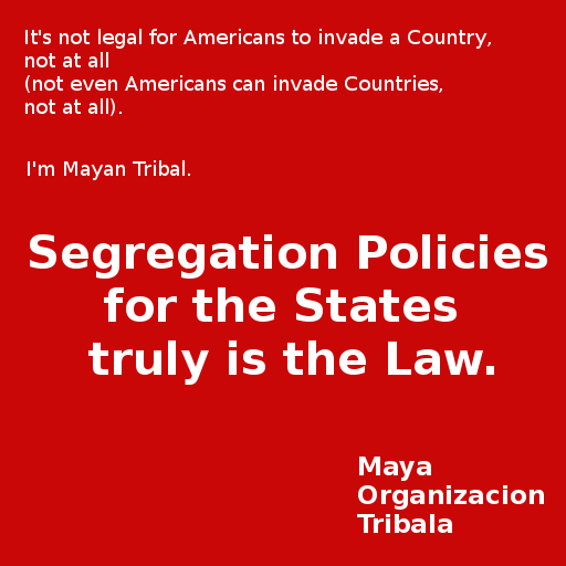 Segregation Policies for the States truly is the law.png