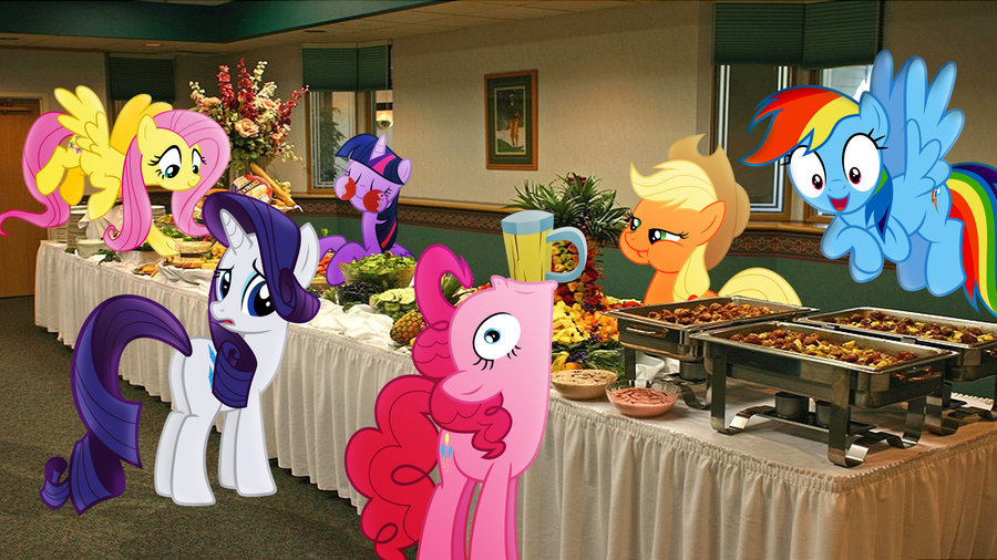 mane_6_at_a_buffet_by_macgrubor-d7nafww.jpg.fa05a9fe2162be47b746a58934bb8b03.jpg
