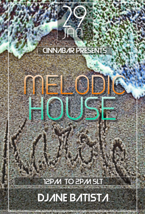 Melodic House Flyer.png
