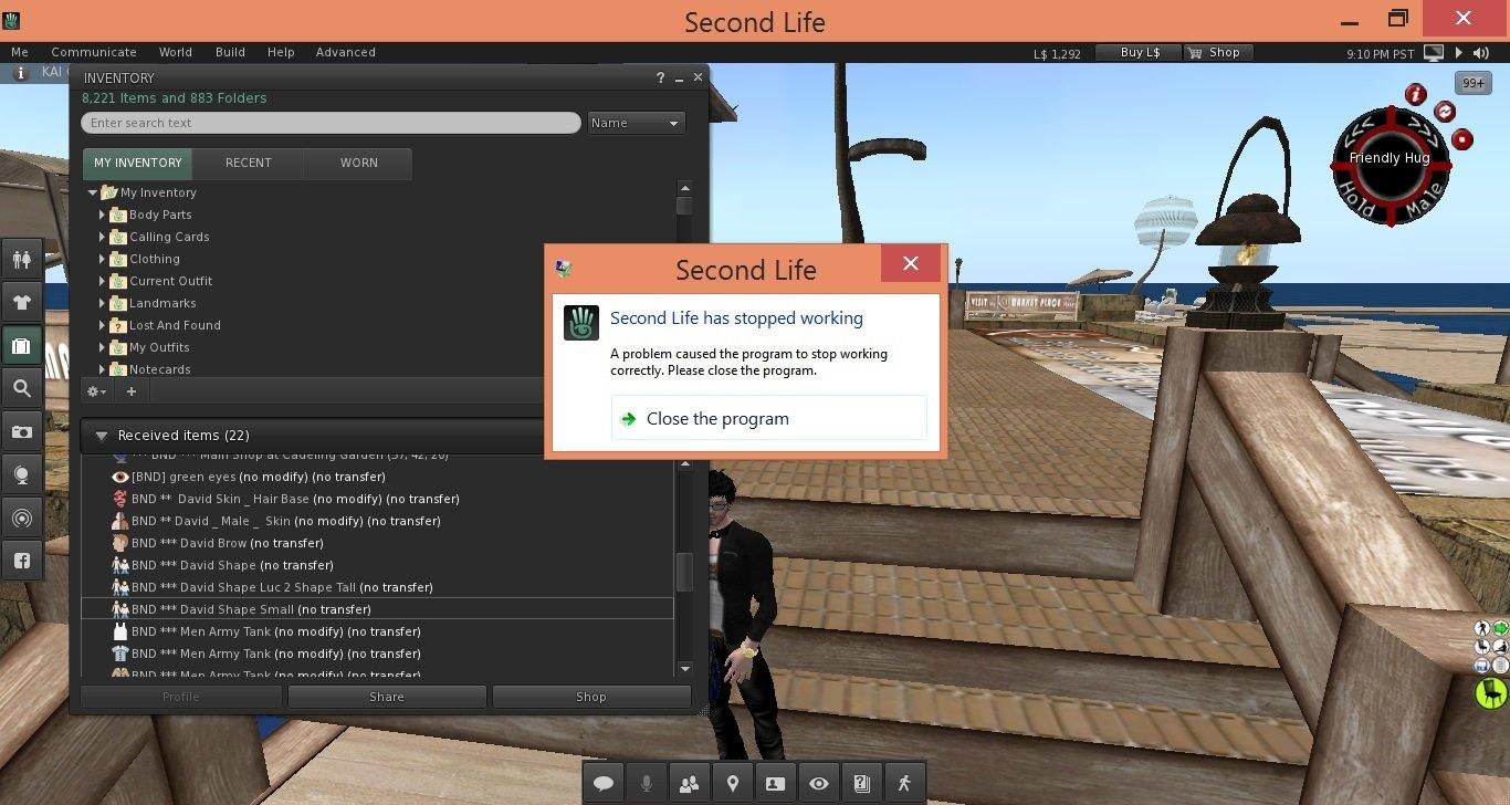 Text Viewer Second Life