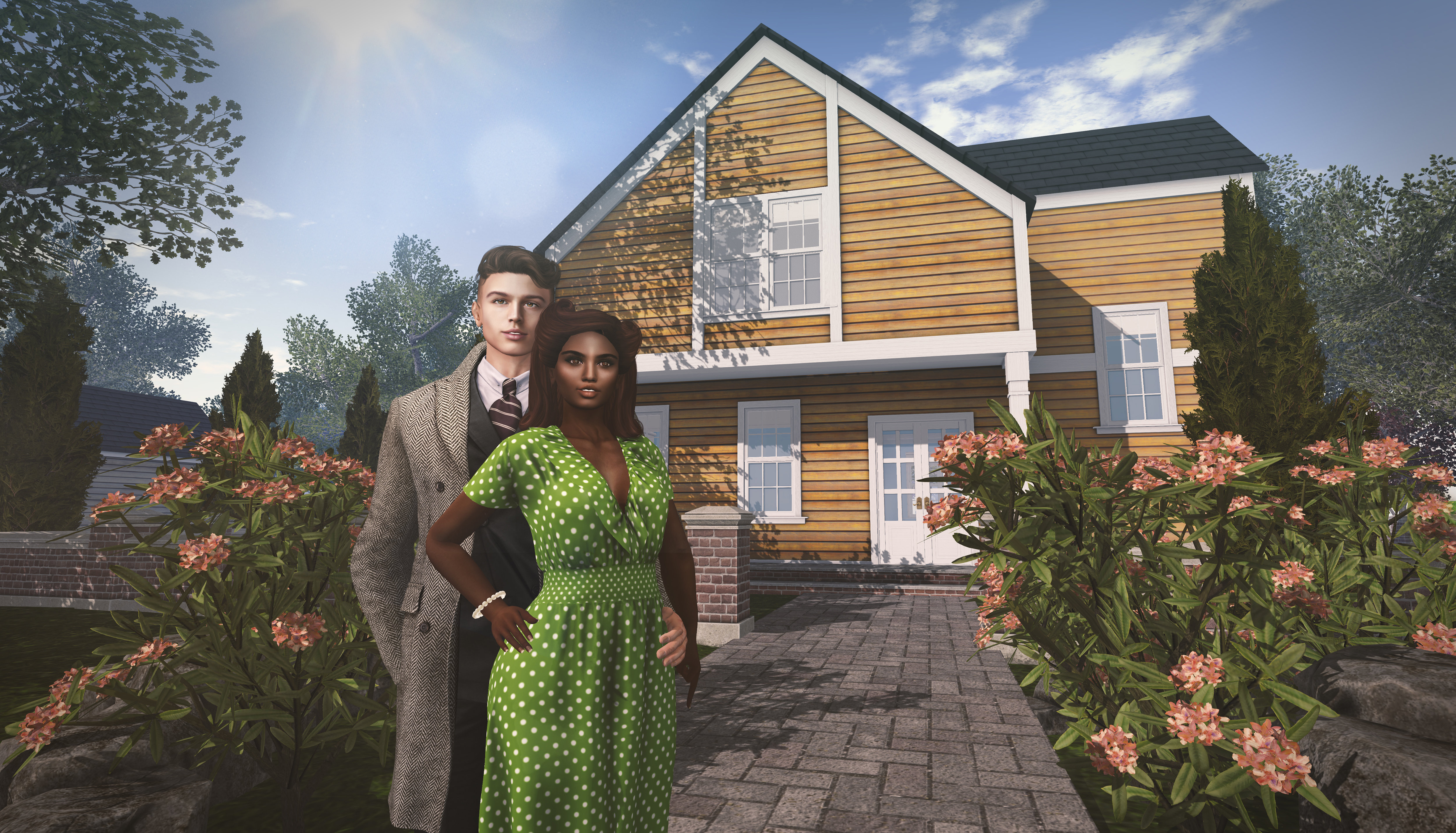 Echt Virtuell: [LL Blog] - Frische neue Linden Homes sind