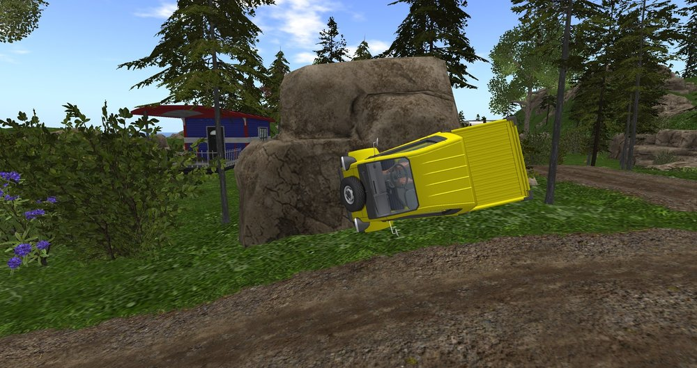 9.20 -now - driving one of Alyona's cute trucks - a free rezzer at her camp_002.jpg