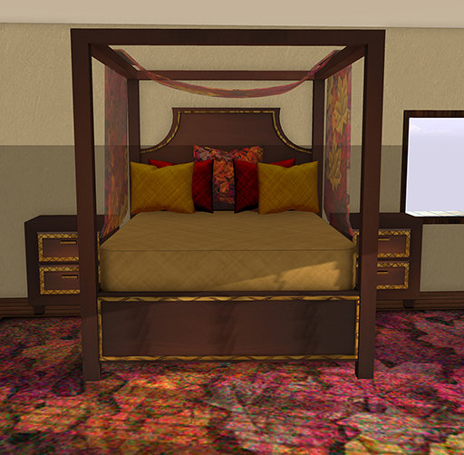 Bed 1 with Bedside tables and carpet Trinity Aironaut.jpg