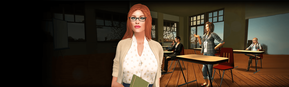 Working in Second Life