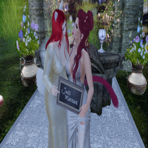 Sneak & Seren; Just Married.png