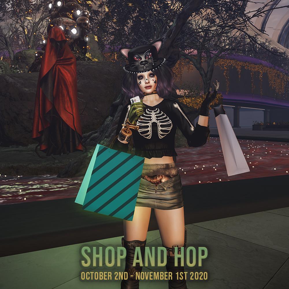 Secondlife Halloween 2020 Halloween Shop & Hop   Now Open!   Featured News   Second Life