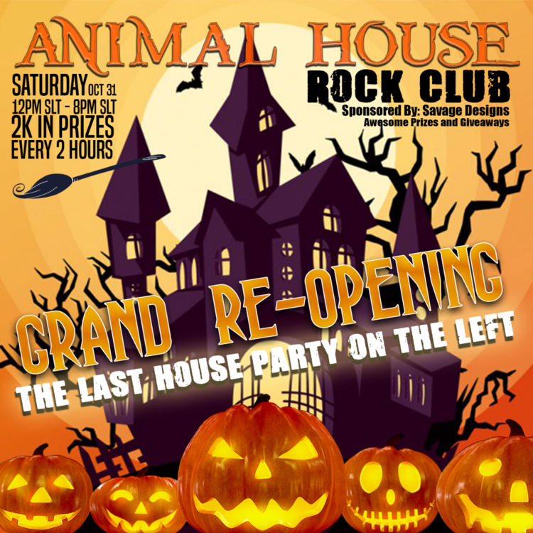 Animal House 2020 Halloween Flyer.png