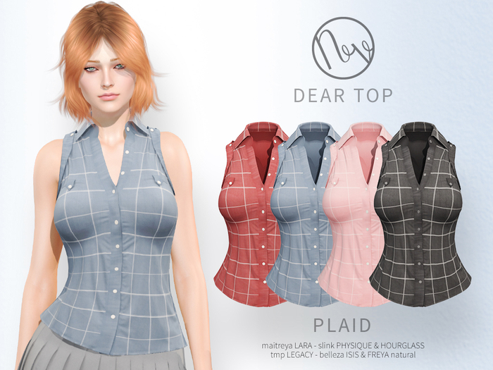 Neve - Dear Top - Plaid.jpg