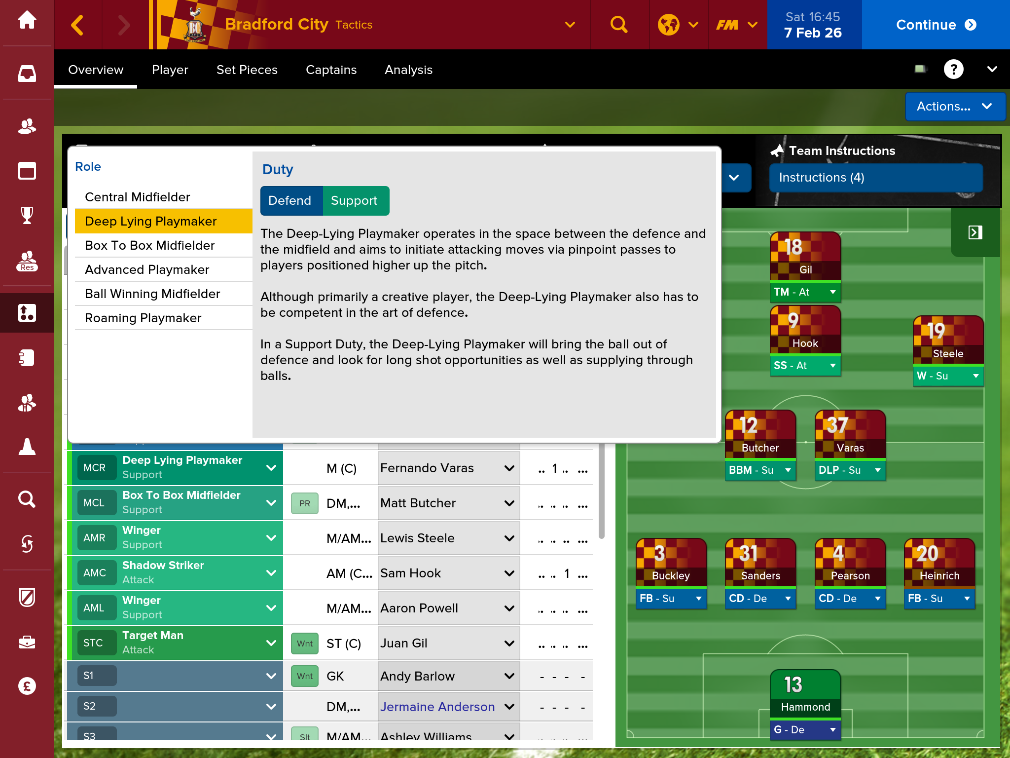 forum football manager touch