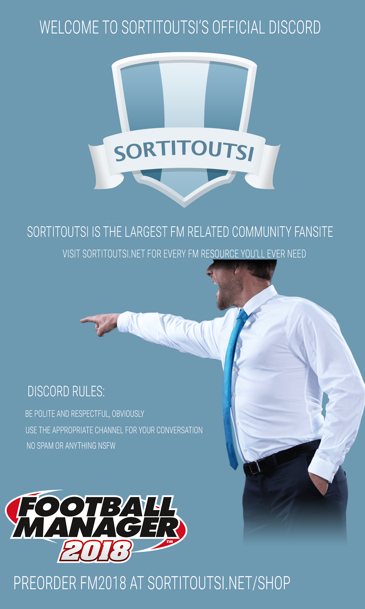 sortitoutsi has launched their own Discord server, worth a look