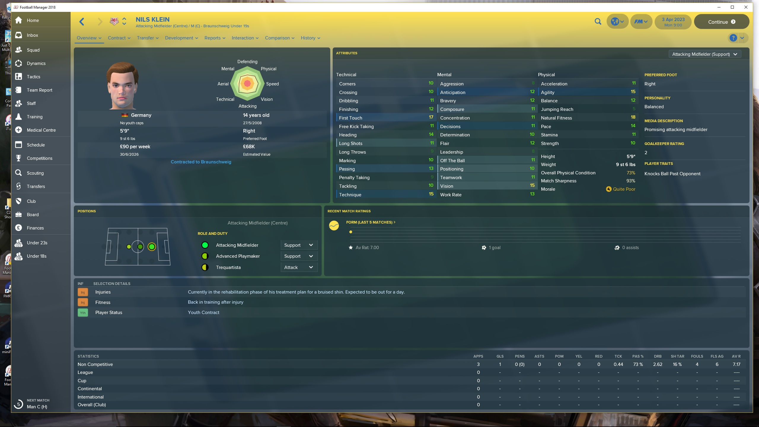 Best ever Regen - Football Manager General Discussion - Sports